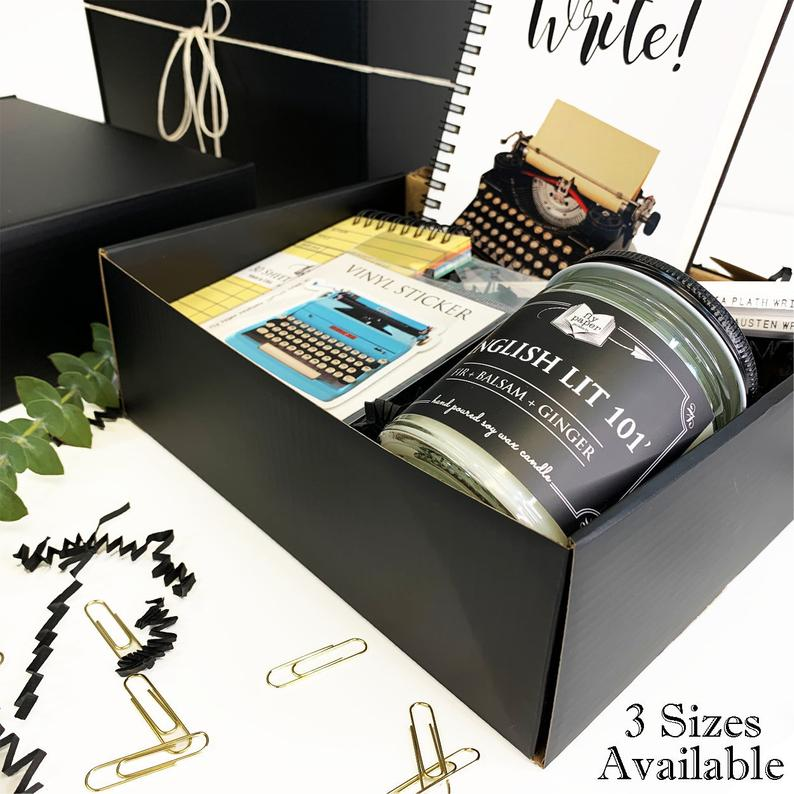 The Ultimate Book Lovers Gift Set From Fly Paper Products