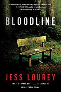 Book Cover - Bloodline By Jess Lourey