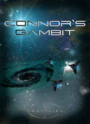 Connor's Gambit Book Cover